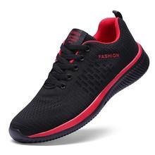 Мужская модная обувь; Повседневная мужская обувь; Дешевые мужские кроссовки; Черная дышащая обувь; Мужские кроссовки; Zapatillas Hombre; 2019()
