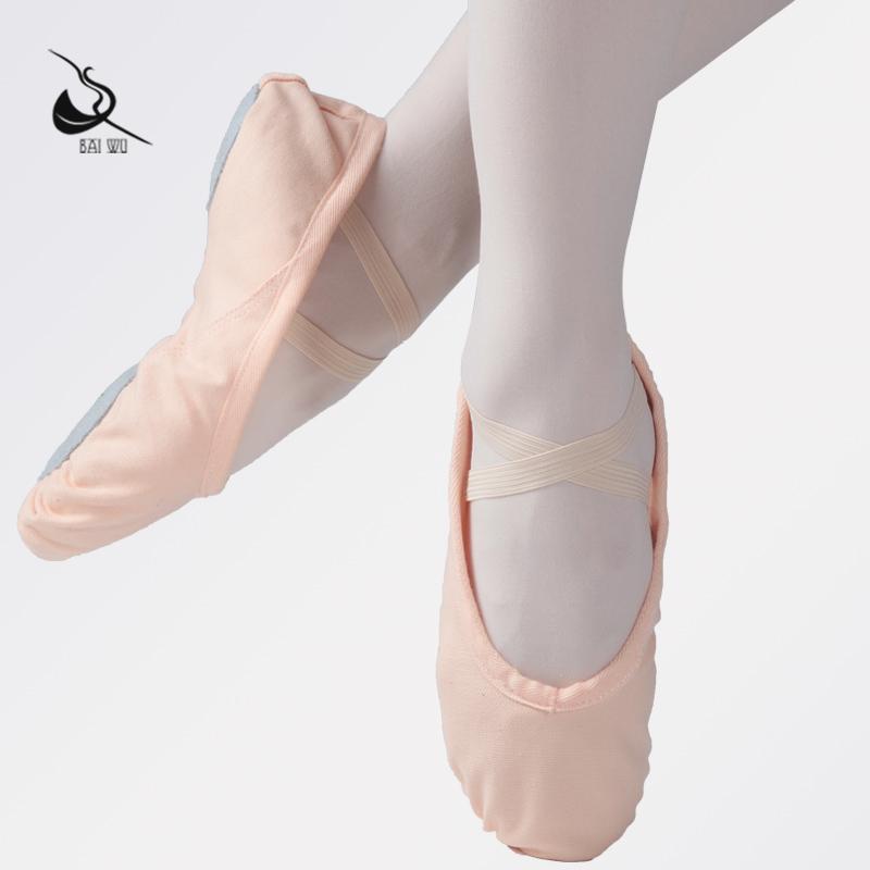08B5B003, оптовая продажа, самая популярная мягкая балетная обувь на плоской подошве