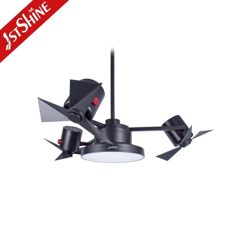 1stshine, новые товары, современный декоративный потолочный вентилятор 220 В переменного тока, светодиодный светильник, потолочный вентилятор