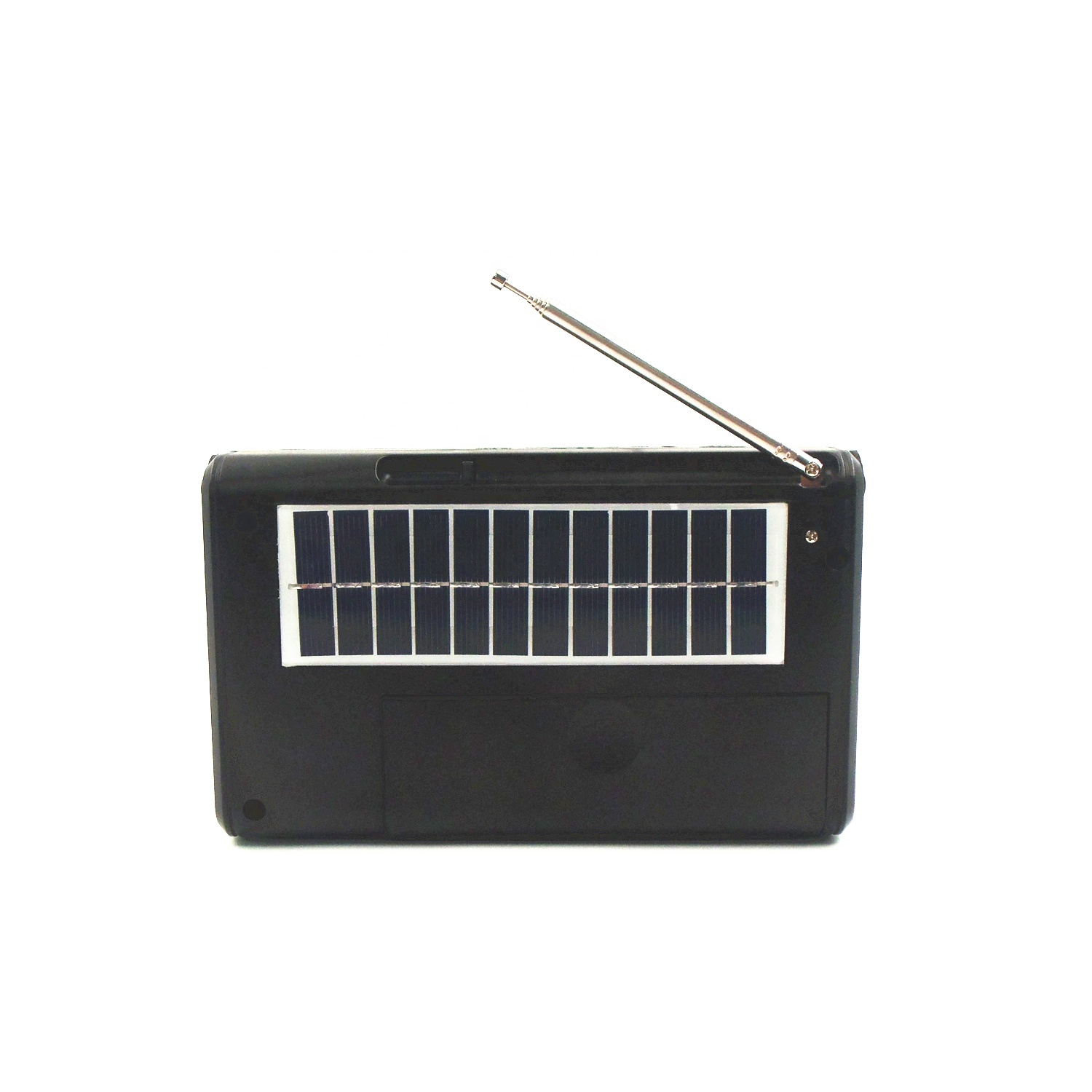 LED Display Am Fm Solar Radio Recorder With SD Card Slot And MP3 Function
