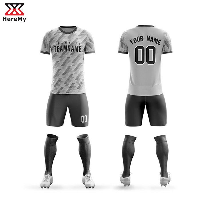 Heremy Design Men Football Kit China Factory Supply Retro Soccer Jersey Hot Team Shirt Jersey - Buy Shirt Jersey,Soccer Uniform,Football Tracksuits ...