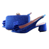 royal blue 5cm heel