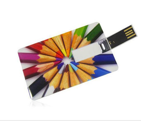 Promotional Bulk Cheap Super thin Card type USB Flash Drive Memory Stick USB - USBSKY | USBSKY.NET