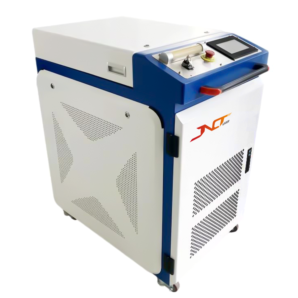 Industrial Portable 50W 100W 1000W Rust Paint Removal Application Fibre Laser Cleaning Machine