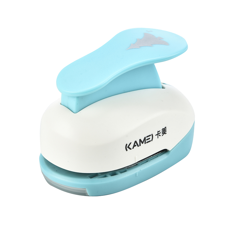 High Quality 1 Inch Kamei Paper Puncher For Kids Craft Scrap-booking DIY