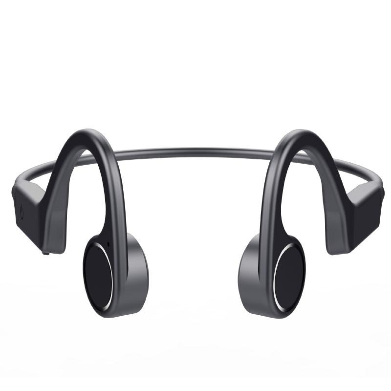 2020 trending amazon X4 open ear wireless bt V5.0 headphones headsets bone conduction headphones for sport running - idealBuds Earphone | idealBuds.net