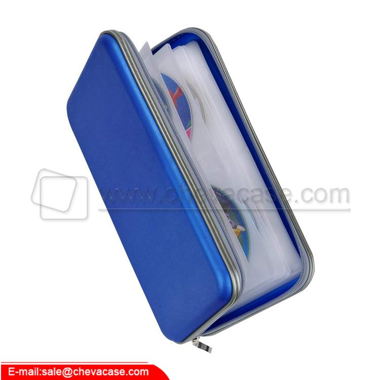 Легкий Чехол для компакт-дисков и DVD, держатель для хранения, органайзер, кошелек