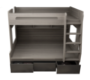Bunk bed and drawer