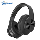Mp3 Stereo TF Blue Tooth Noise Cancelling Heaset Headphone Mp3 Headphones With Sd Card Headphone On-ear Stereo Gaming Headband Headset