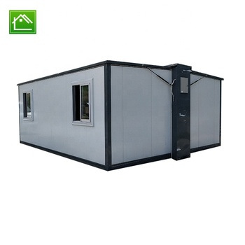 Cheap expandable container house with low price with short production time low cost kit homes