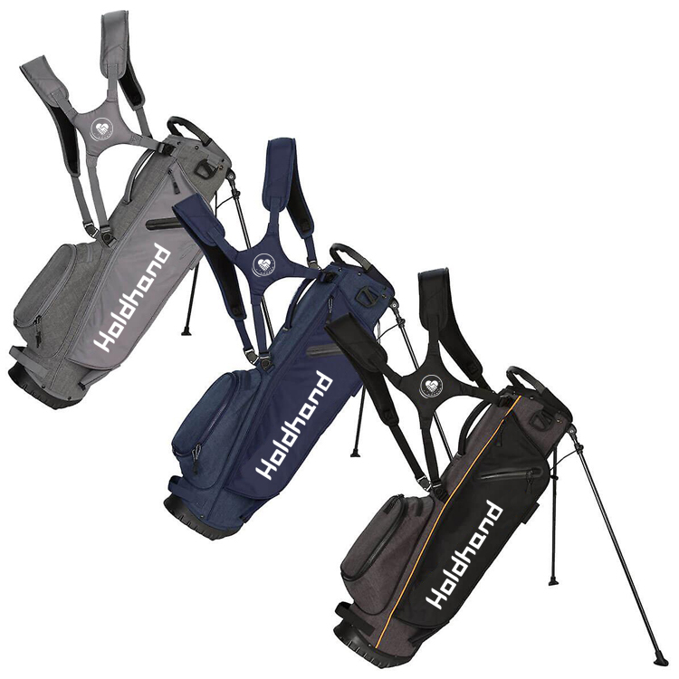 White China factory light weight golf bag stand attachment