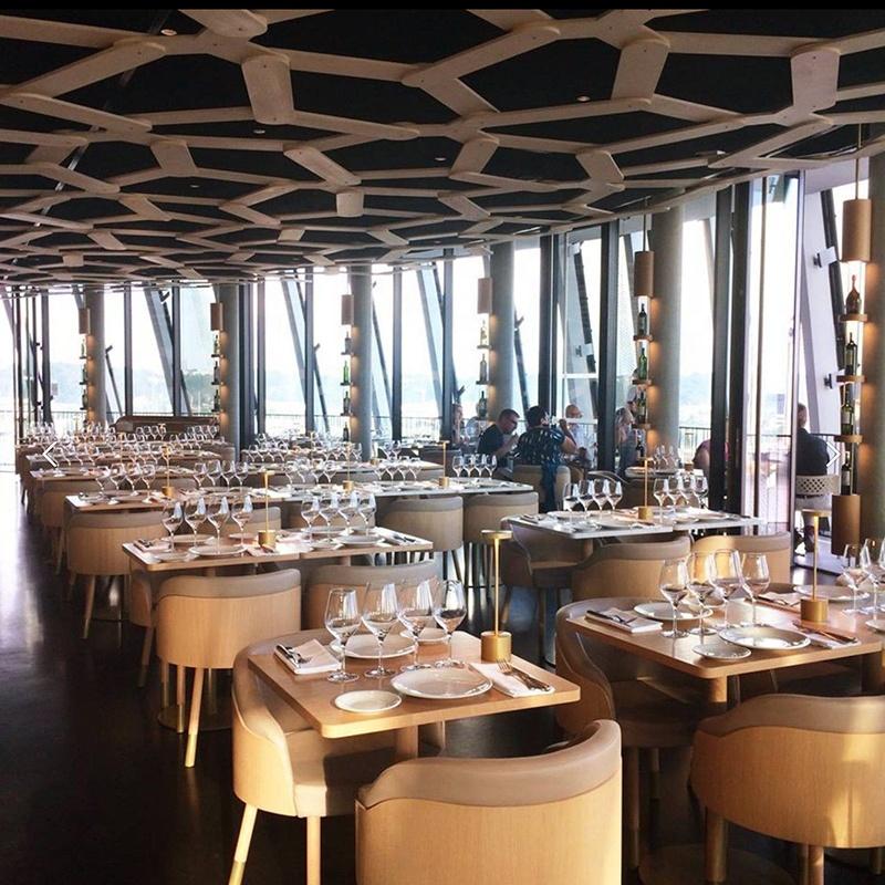 Отель рядом с кроватью настольная лампа современный европейский отель ресторан украшение перезаряжаемая светодиодная настольная лампа романтический ужин свет