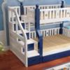 Upper berth:245*160cm,lower berth:245*180cm(+ladder ark)