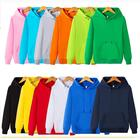 String French Terry Hoodies Cheap Hot Wholesale Oversized Blank Unisex 100% Cotton Advertising French Terry Men String Custom Print Logo Sweatshirt Hoodies