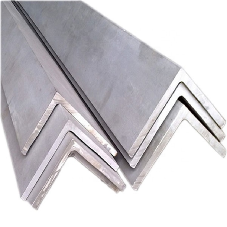 Unique Design Hot Sale Aluminum 80x80x6 Stainless Steel Angle Bar 316 factory price