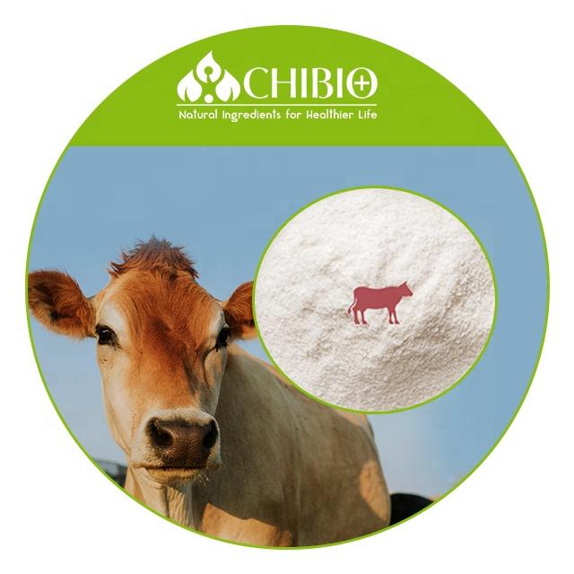 Cosmetic Grade  Nature Bulk Bovine Beef Hydrolyzed Collagen Powder for Anti-aging