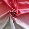 Beyaz kırmızı ombre