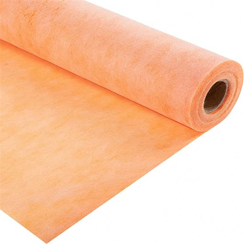 ASTM Standard Synthetic Roofing Underlayment Breathable Waterproof Membrane Underlayment Manufacturer Support OEM