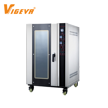 Commercial Kitchen Equipment Hot Air 8 layers gas Convection Oven With Steam For Sale Price