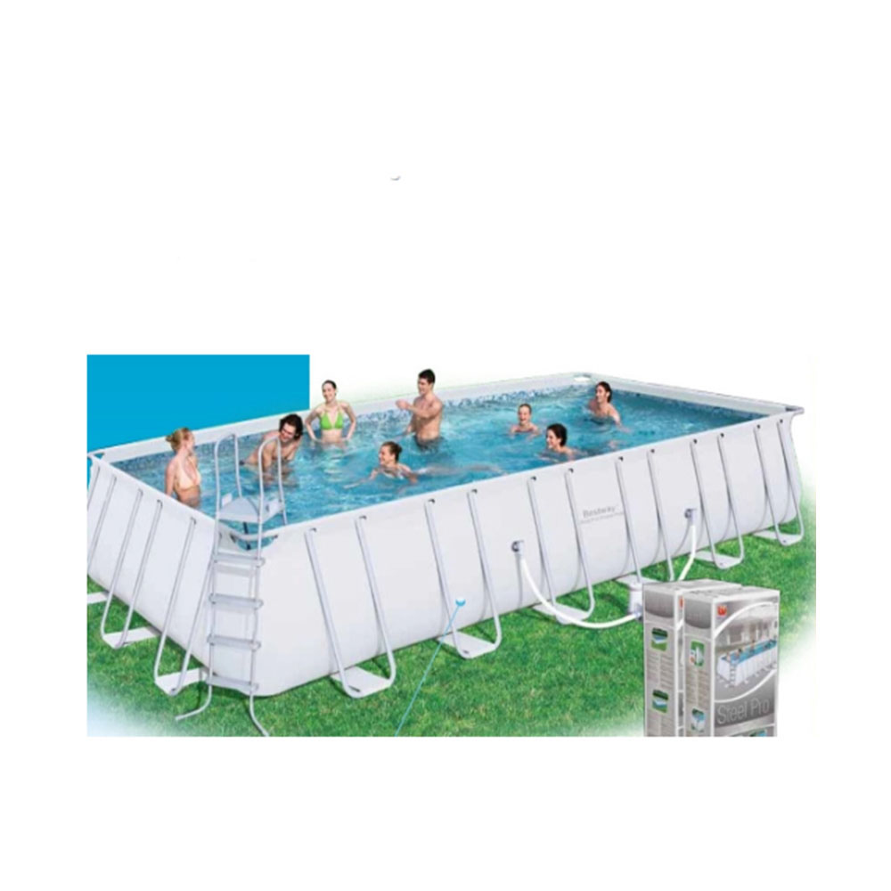 XM/&LZ Extra Large Inflatable Pool For Kids Adults,Round PVC Swimming Pool Home Use Blow Up Pool,Garden Outdoor Paddling Pools Blue 180x63cm