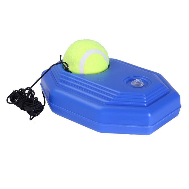 Экологичная тренировочная база для теннисных мячей для начинающих, теннисное тренировочное оборудование