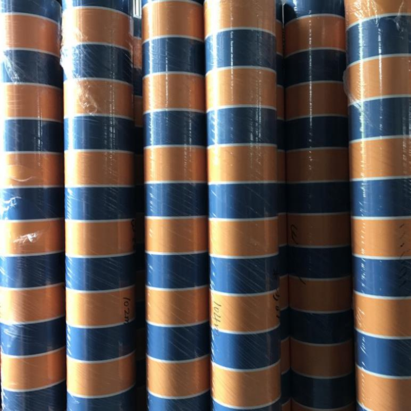waterperoof PU coating solution dyed acrylic fabric for awning