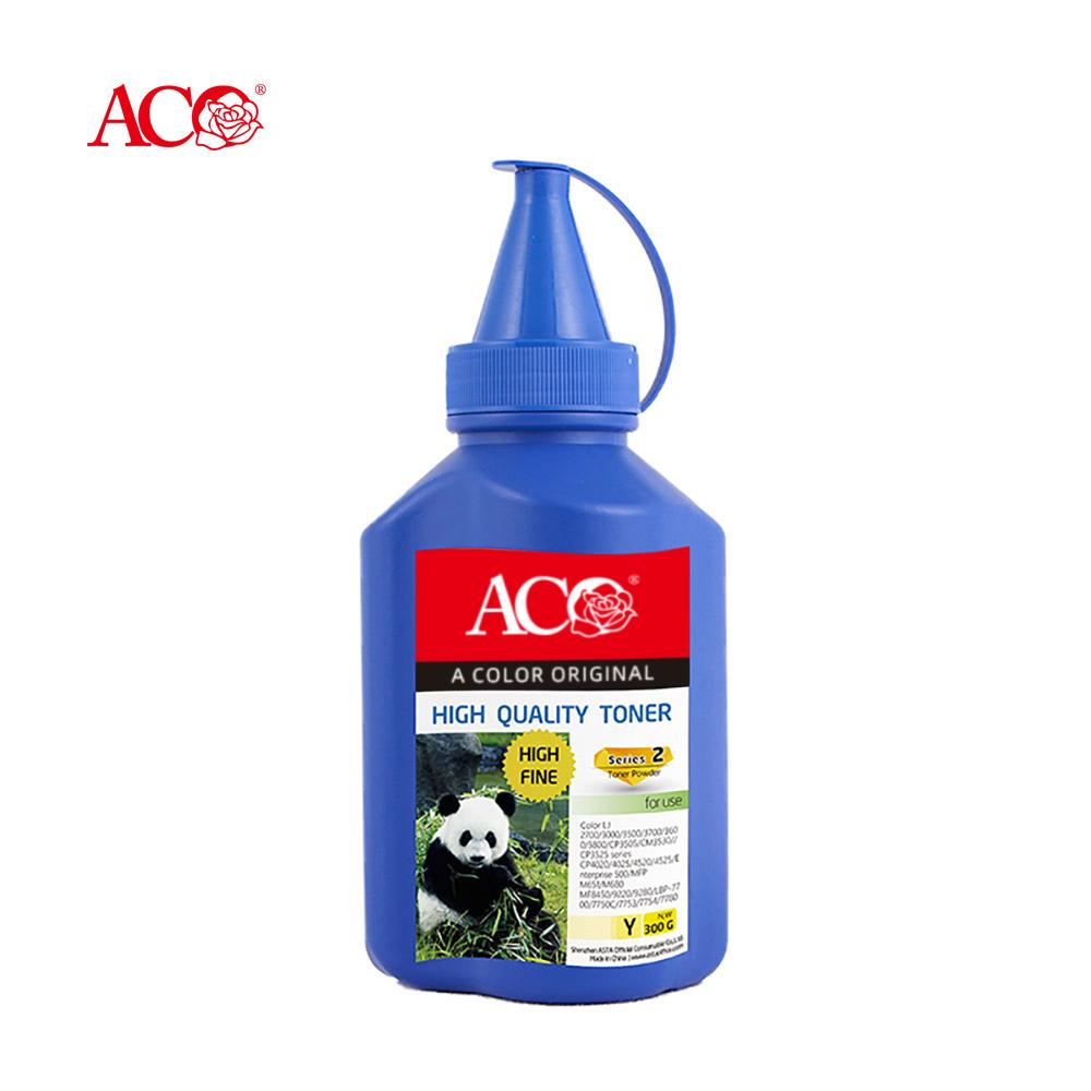 Оптовая продажа от производителя ACO, цветная бутылка, совместимая с тонером для HP 501A 502A 641A 645A 504A 504X 647A 649X 648A 650A