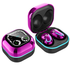 Factory made m2 blank true box 5.0 wireless earbuds mp4