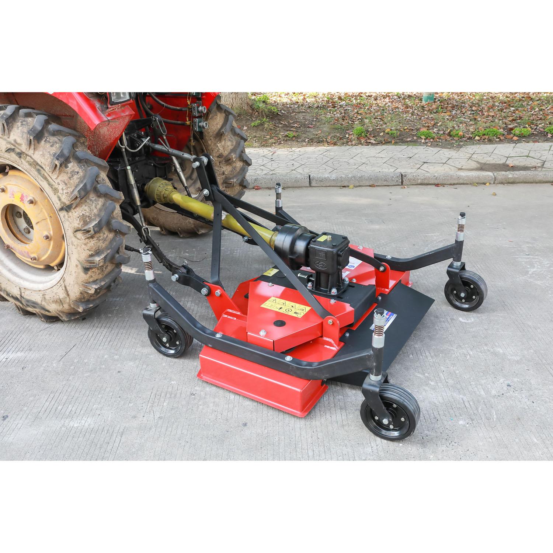 CE утвержденный трактор PTO косилка для полировки