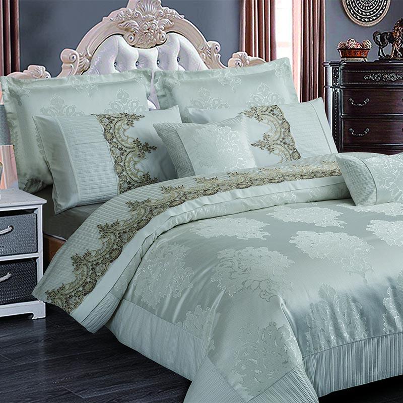 KOSMOS, оптовая продажа, высокое качество, новый дизайн, жаккардовый Дубайский Комплект постельного белья