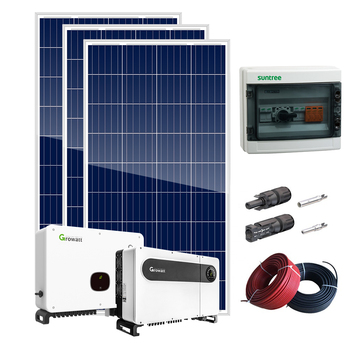 SUNKET Popular home solar power system 100kw 200kw solar energy products on grid 500kw 800kw