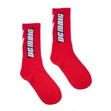 Осенне-зимние Новые мужские и женские носки для скейтборда, уличные баскетбольные носки в стиле хип-хоп, спортивные носки(Китай)
