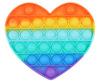 NO.8 heart rainbow