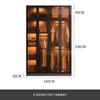 4 door + top cabinet