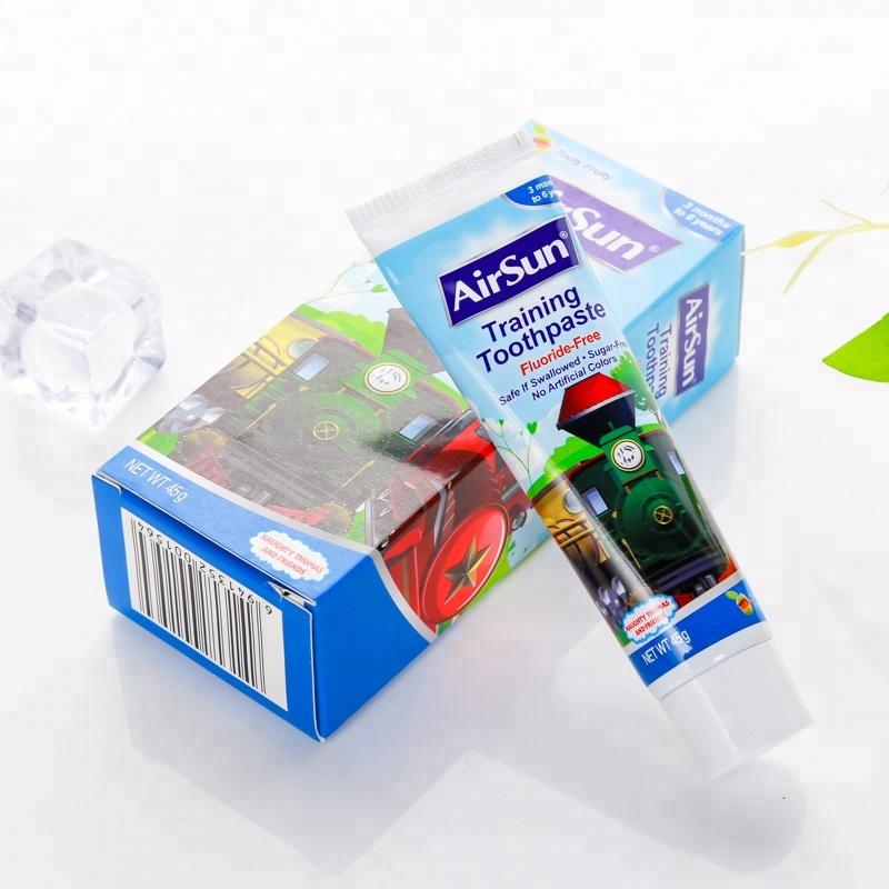 Детская зубная паста Airsun Flouride