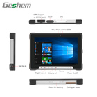 Computer 10.1 Inch Support Intel Core I3 I5 I7 Industrial Rugged Tablet Computer With 8GB Ram 64GB SSD Rj45 Ethernet RS485 WiFi And BT
