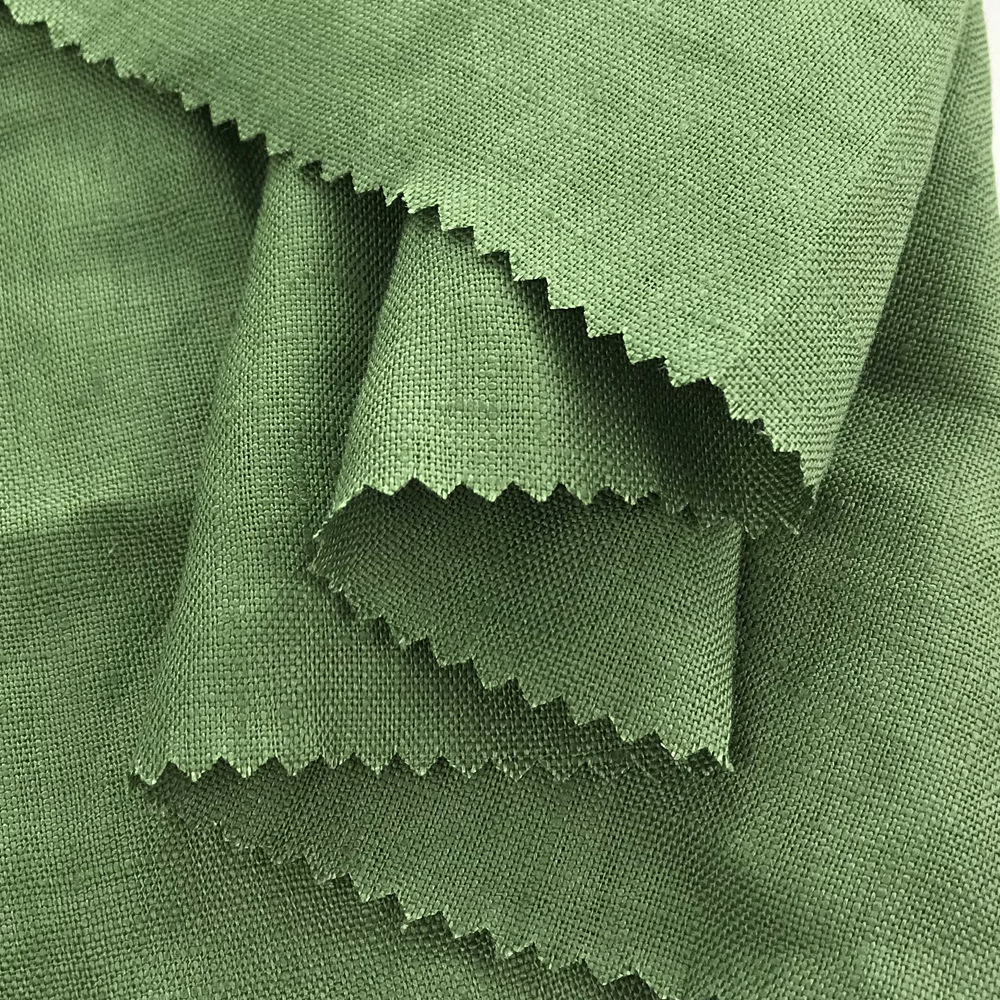Leesourcing-Very Eco Friendly 100% Hemp Fabric Woven Suitable For Adult Shirt Summer