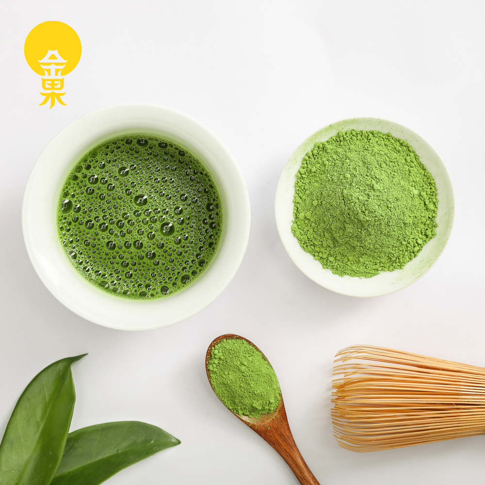 Organic Chinese Green Tea Leaves Ceremony Matcha Powder - 4uTea | 4uTea.com