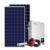 Complete set supply high quality easy install grid tied on grid solar pv power system 20kw