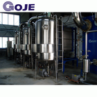 Water Plant Concentrated Sea Water Crystallization Line Solidify Equipment Plant System