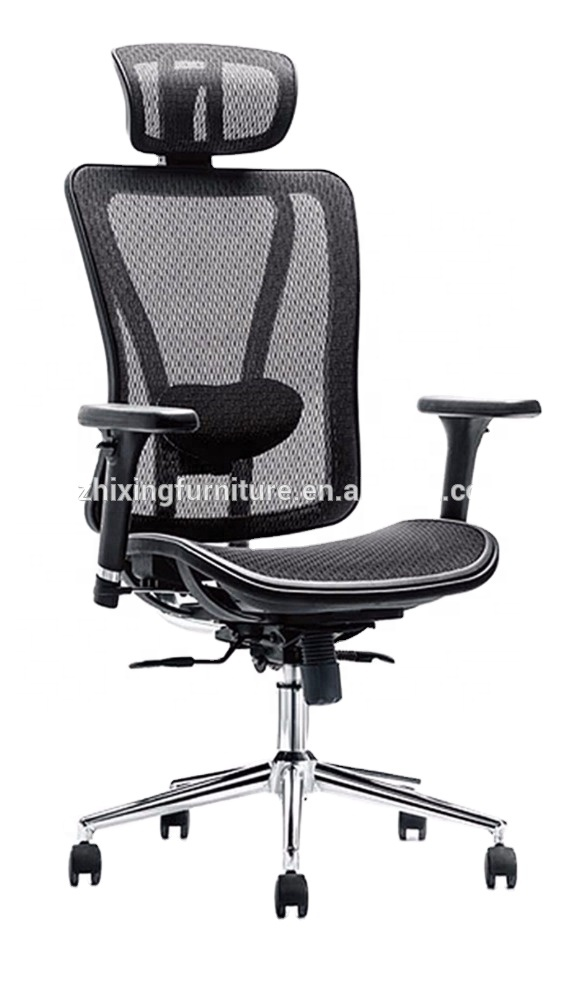 ZHIXING Fashionable Design Modern Ergonomic Executive Full Mesh Office Chairs