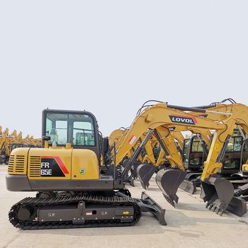 26 Ton Factory Price Chinese Brand Urban Construction FR260D