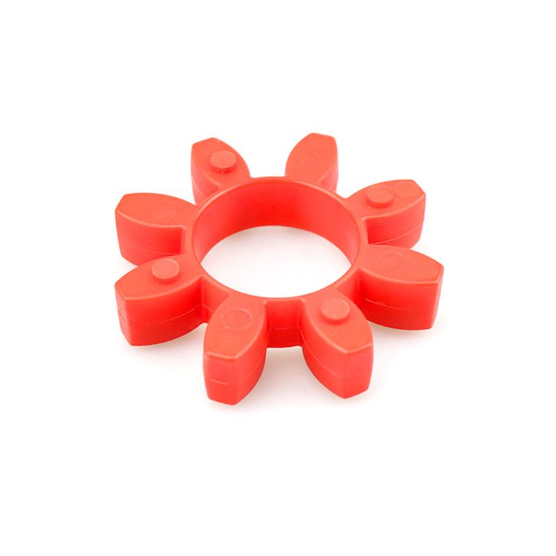 Elastic Star Gear For Polyurethane Claw Plum Blossom Cushion Coupling
