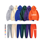 Wear Hoodie Hoodies High Quality Street Wear Over Size Wholesale Hoodie Fashion Clothing Man Blank Sweatshirts Hoodies Custom Pullover Cotton OEM
