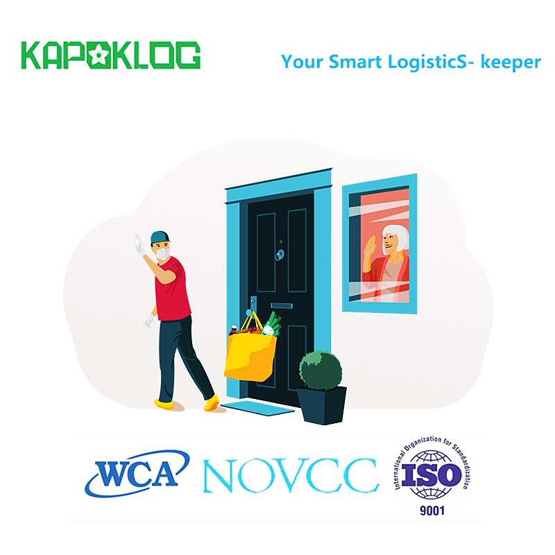 sea shipping agent/freight forwarder from China to uk/france/Italy consolidation shipping by Kapoklog