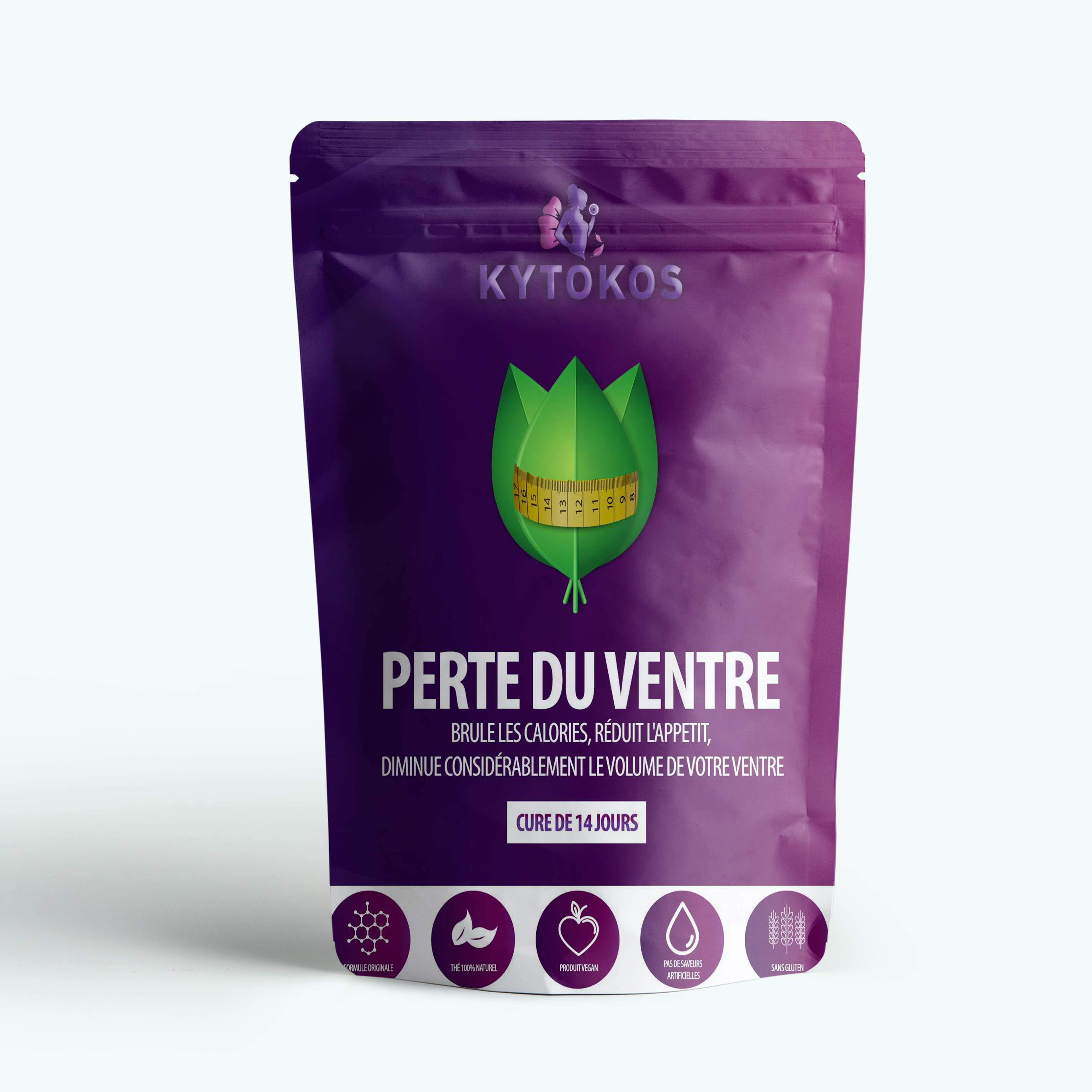 Natural ThickFit 28 Day Detox Tea: Shrink Belly Fat While Shaping Your Curves Cleanse - 4uTea   4uTea.com