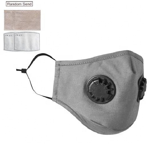 DCFM-0704 Dust-proof Mask with Breathing Filter Facemask Cotton Reusable - KingCare | KingCare.net