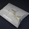 pillow box with ribbon
