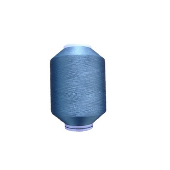 Various specifications optional 2070/24F recycle spandex single covered SCY yarn for knitting socks with GRS certification