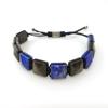 Lapis lazuli+obsidian